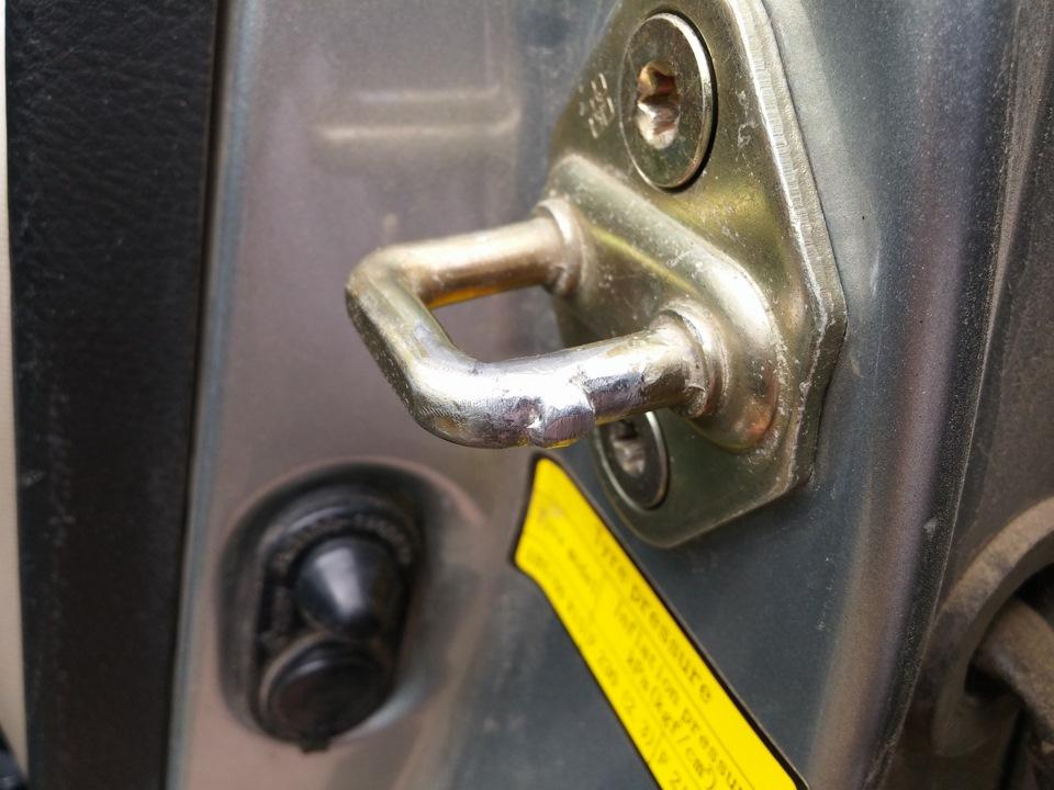 Как сделать так чтобы двери в машине открывались вверх