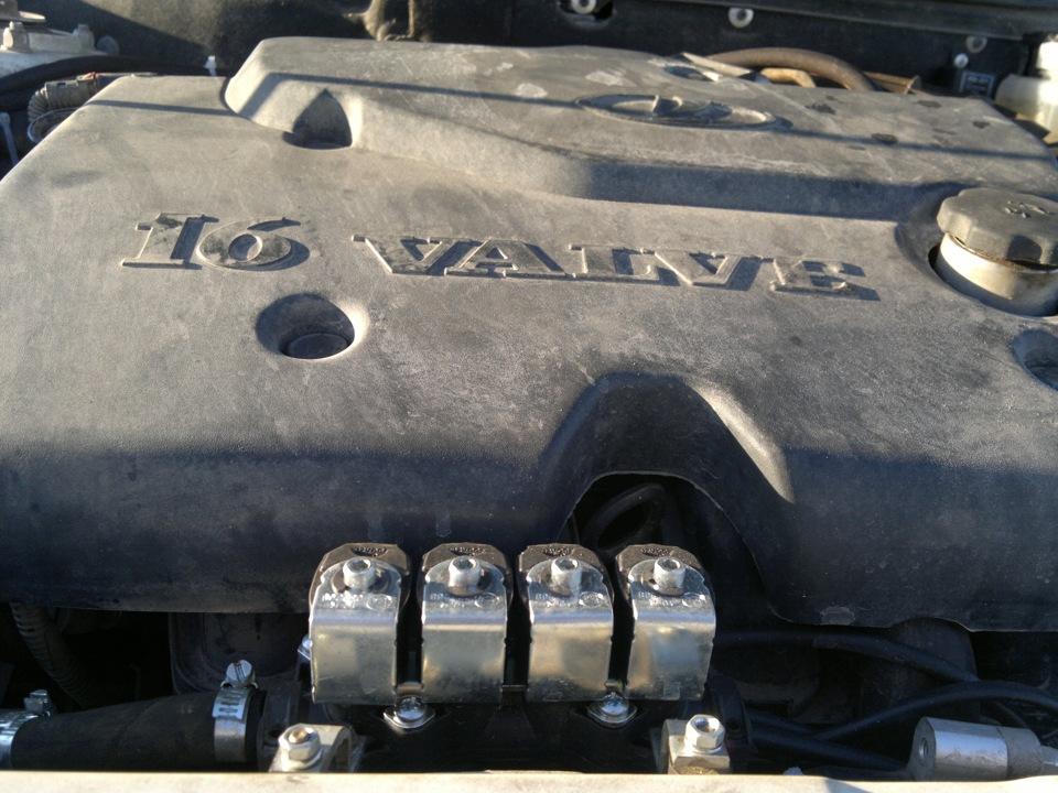 Фото №16 - установка гбо на ВАЗ 2110 16 клапанов