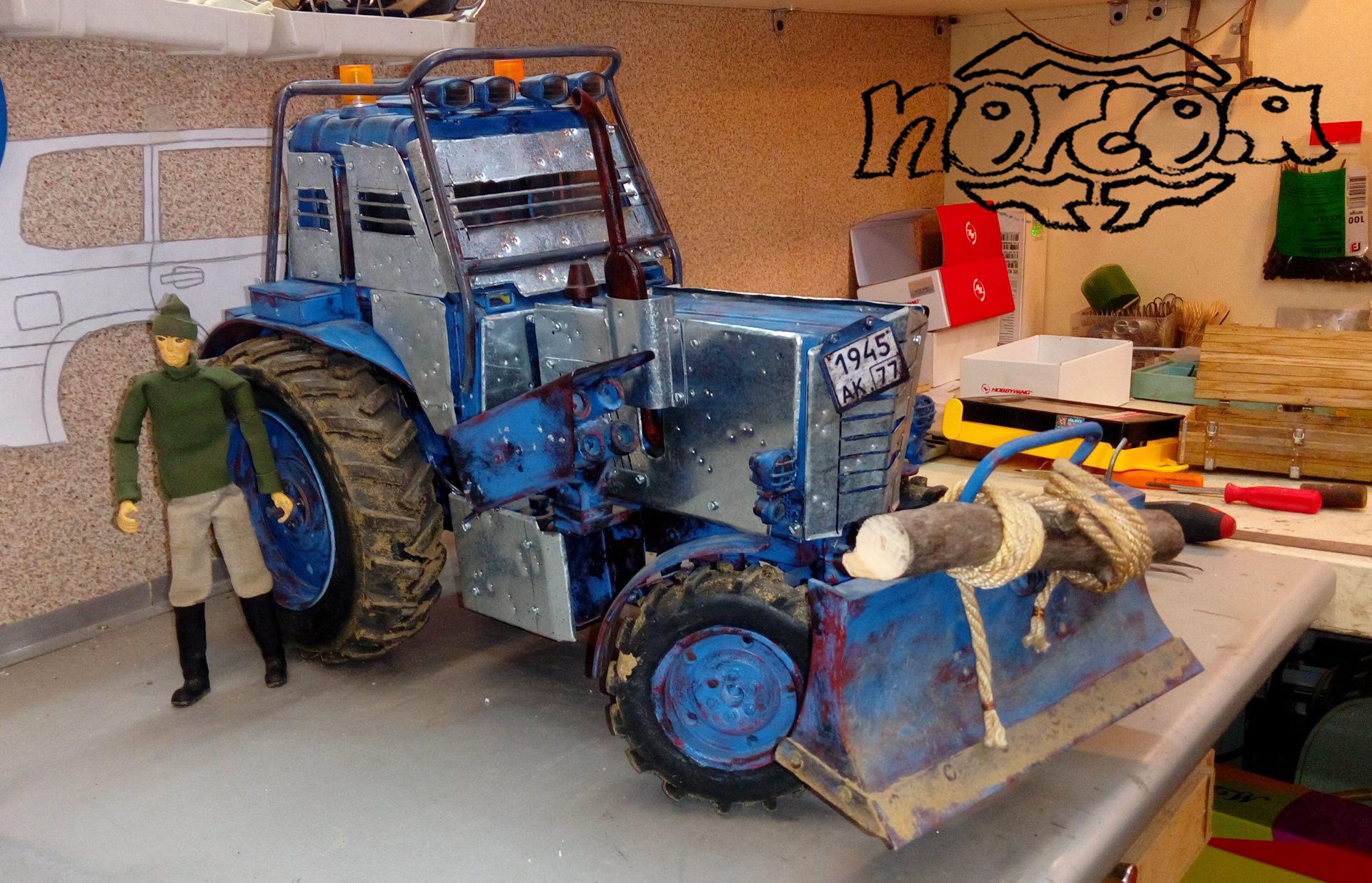 затеять картинки тракторы как их делать свяжем