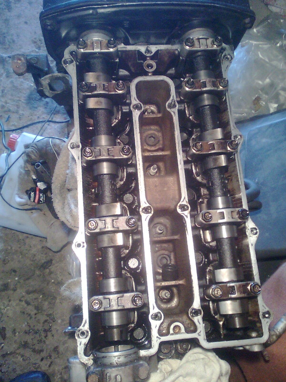 как заварить трещину на гбц на mazda 626 купе