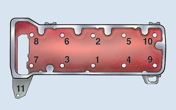 Моменты затяжки резьбовых соединений. ВАЗ 21213, 21214 (Нива)