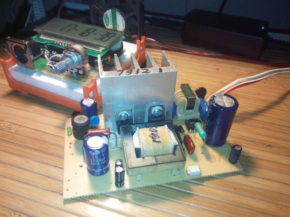 Паяльная станция на arduino