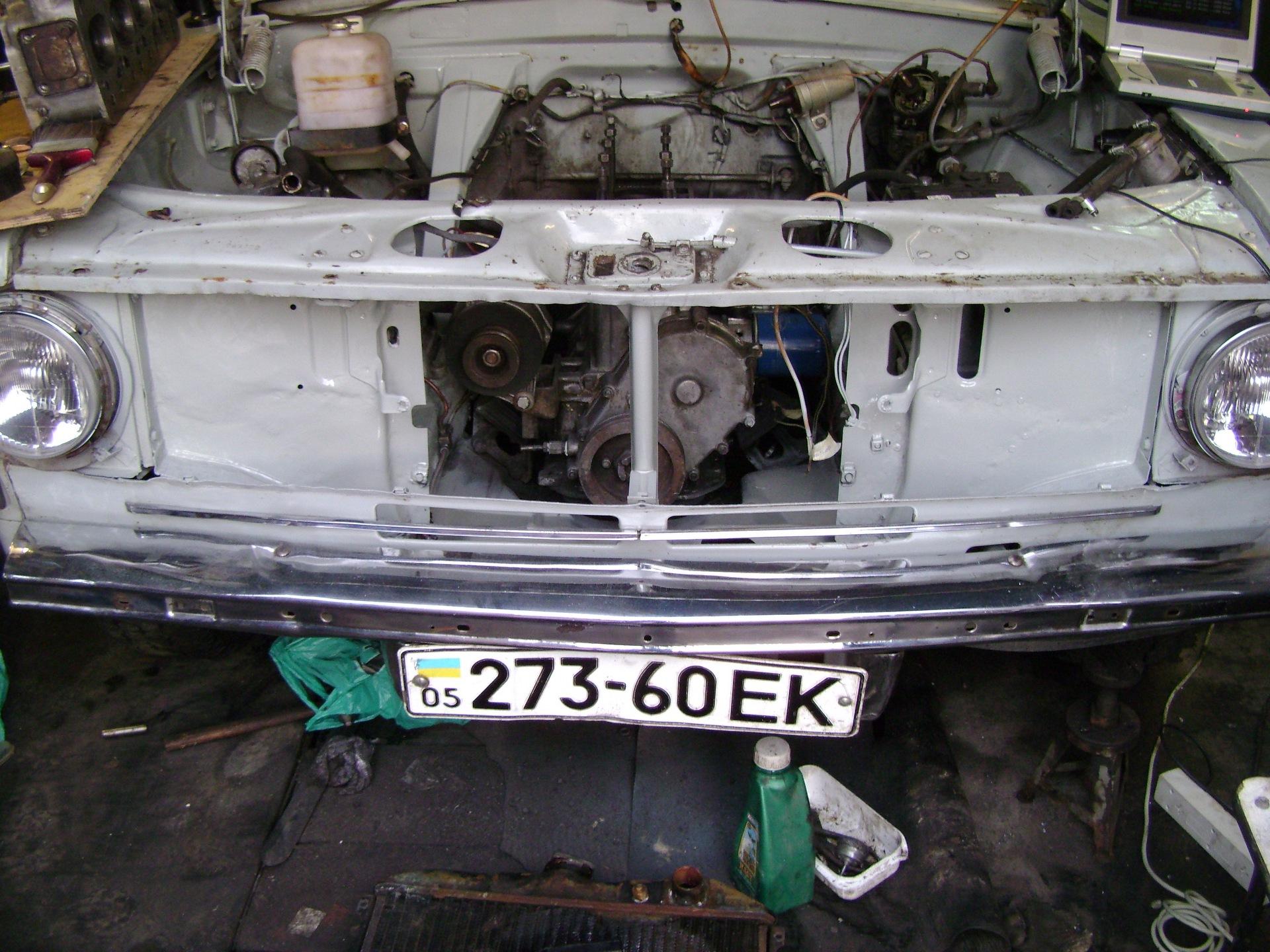 Помпа Уаз 452 402 Двигатель