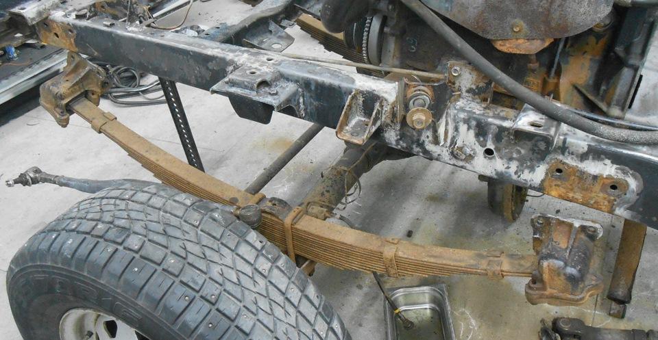 Замена сальника рулевого уаз 469