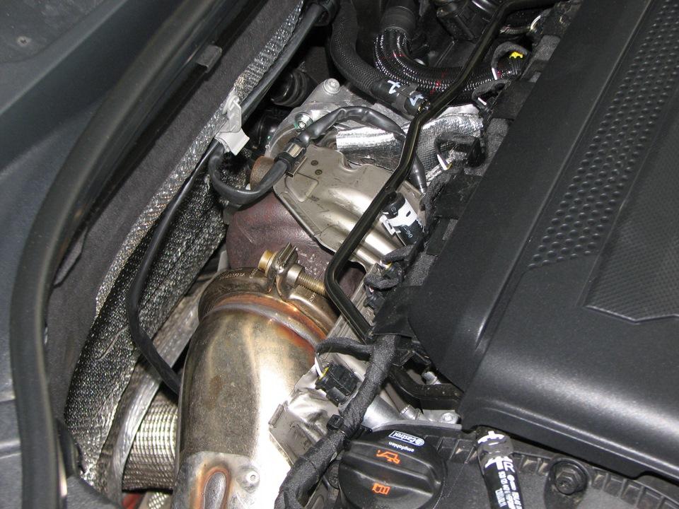 турбина skoda octavia 1.4 2010