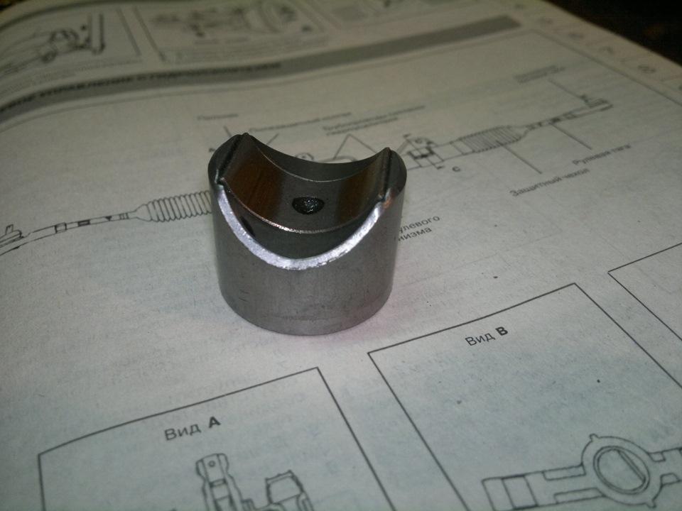 Ремонт рулевой рейки своими руками хендай гетц