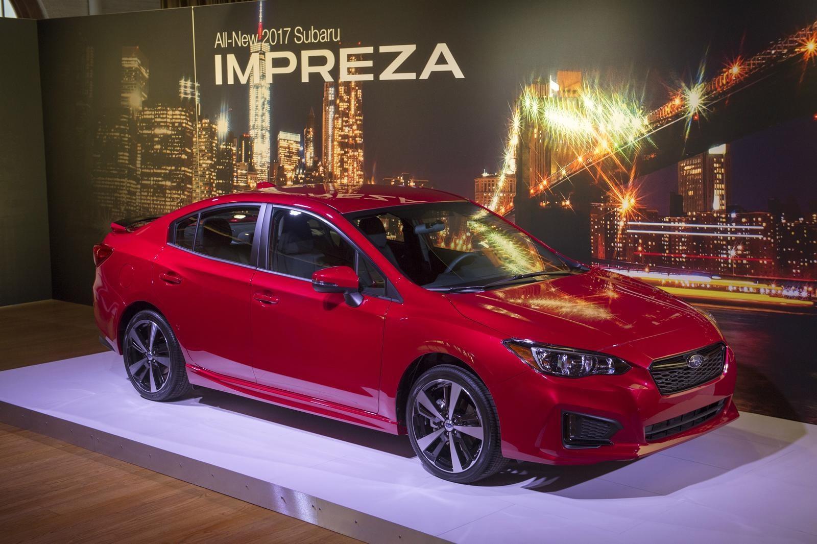 Премьера нового Subaru Outback состоится в Нью-Йорке изоражения