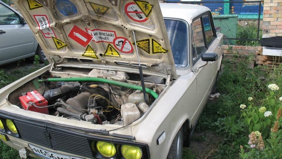 Мухобойка на капот ваз 2106 своими руками - Rwxchip.ru