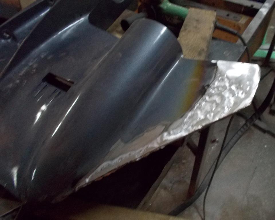 Ремонт лодочных моторов сварка