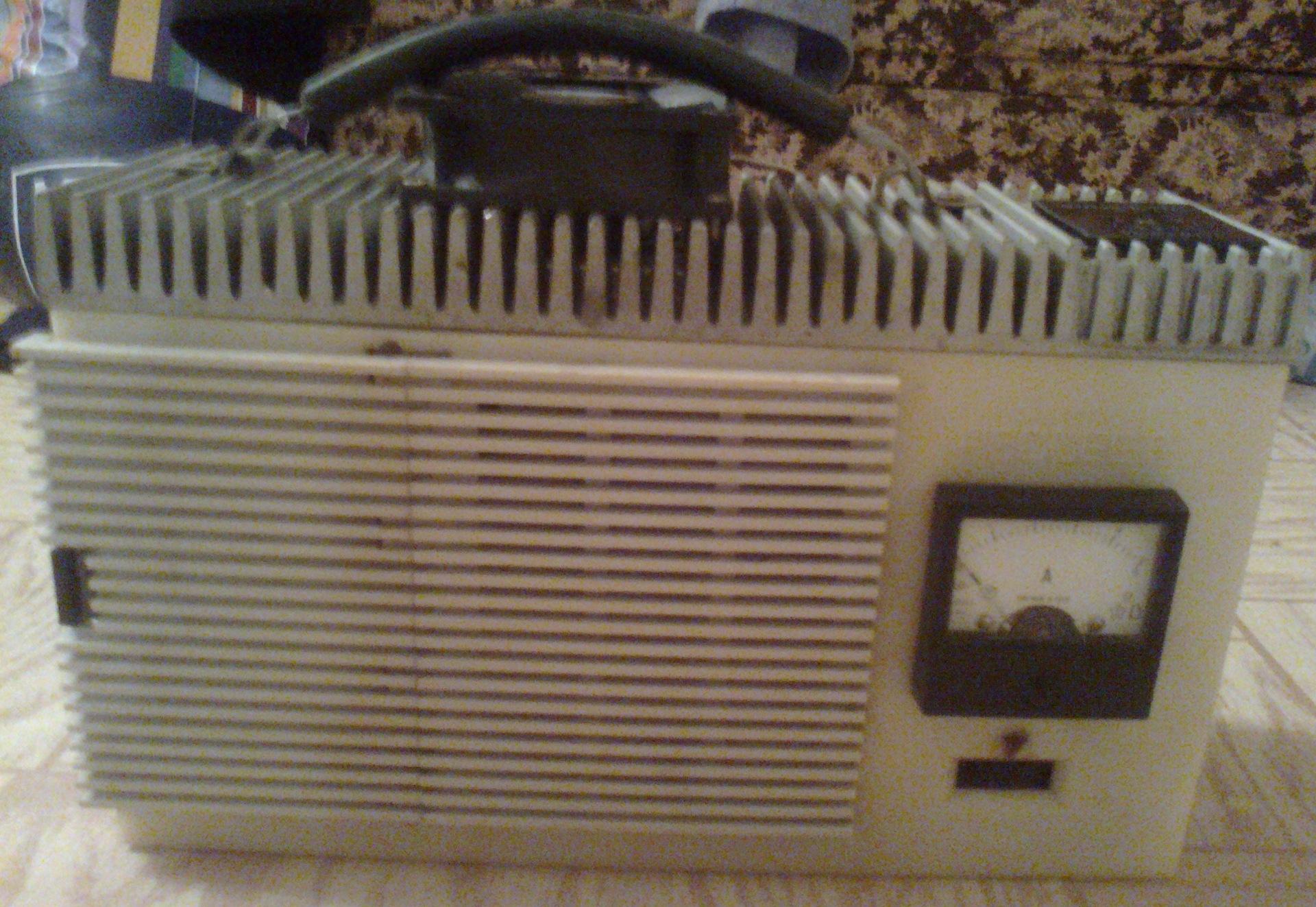 зарядные устройства схема и описание
