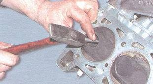 Направляющие клапанов ваз 2107 замена