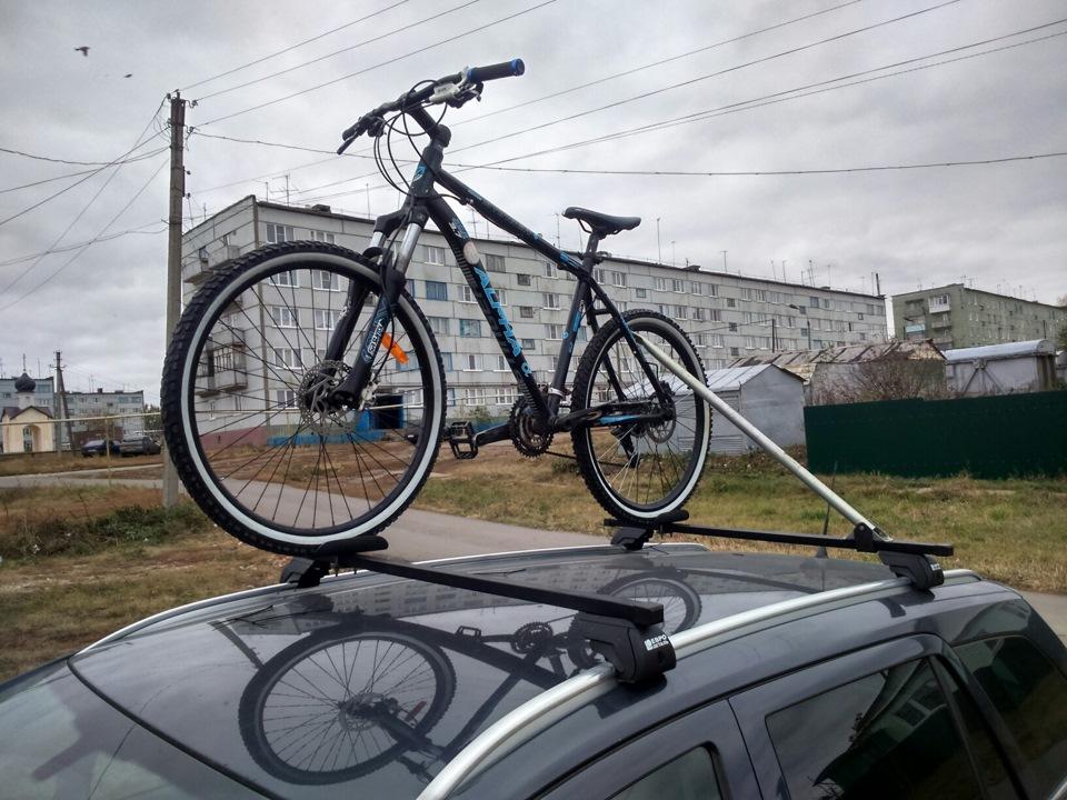 Багажник на велосипед своими руками 352
