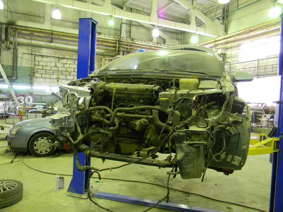 """Станция кузовного ремонта """"GT-Service&Pro-кузов"""" 58020cu-960"""