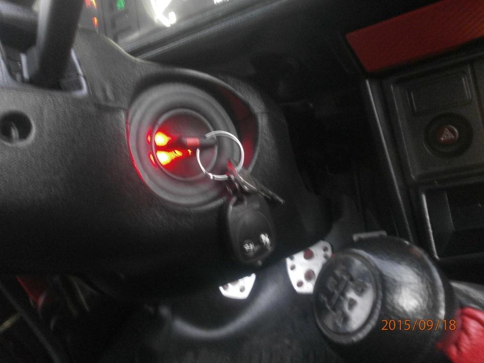 Фото №24 - замок зажигания ВАЗ 2110 на ВАЗ 2107