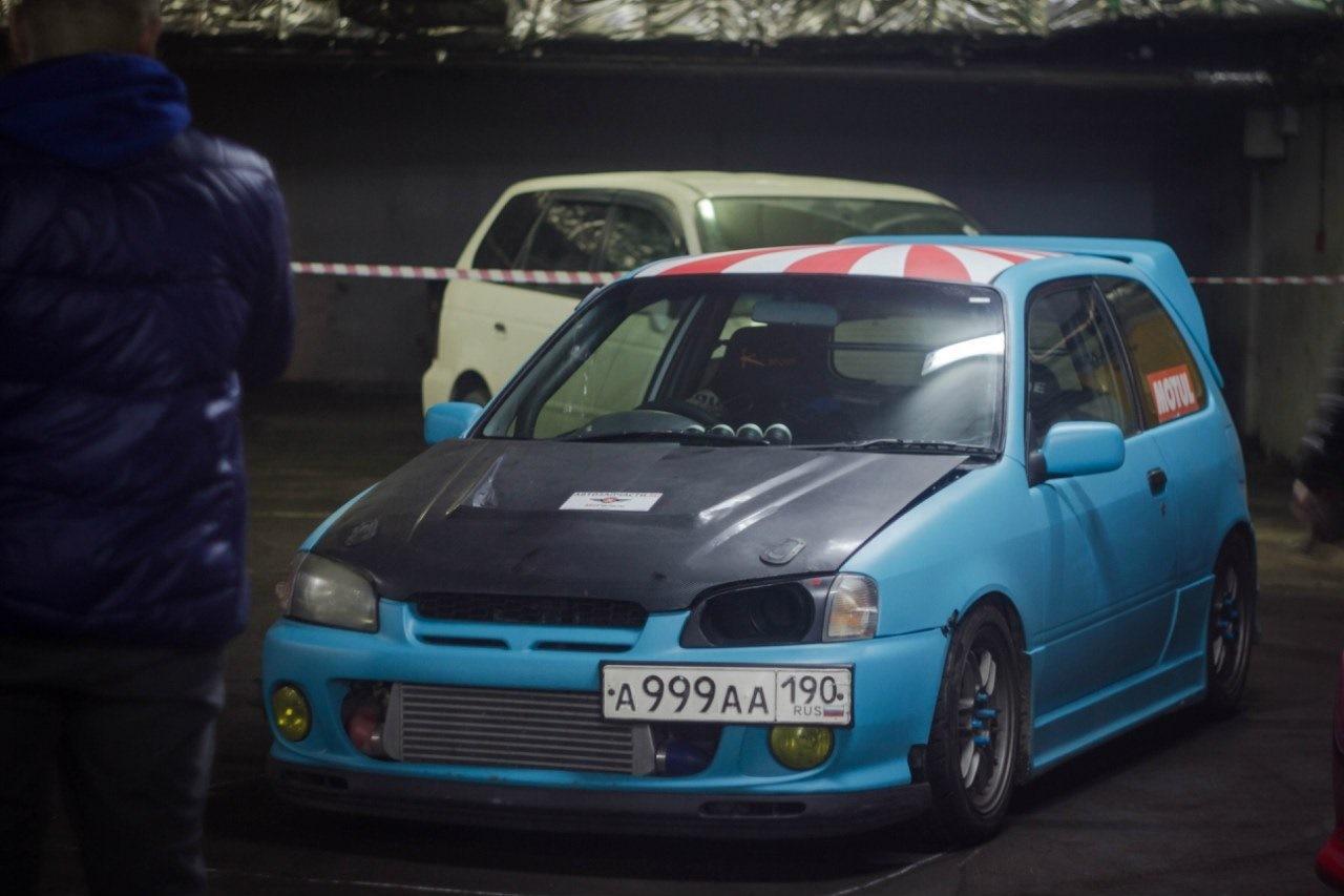 JDM Crew 06 02 2016 — Toyota Starlet, 1 5 л , 1996 года на