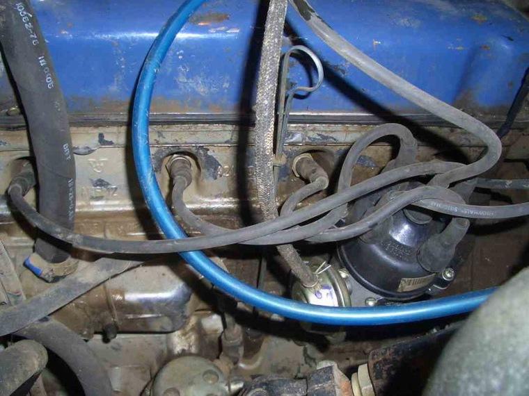 зажигания, укоторых прерыватель схема бесконтактного зажигания газ 24.