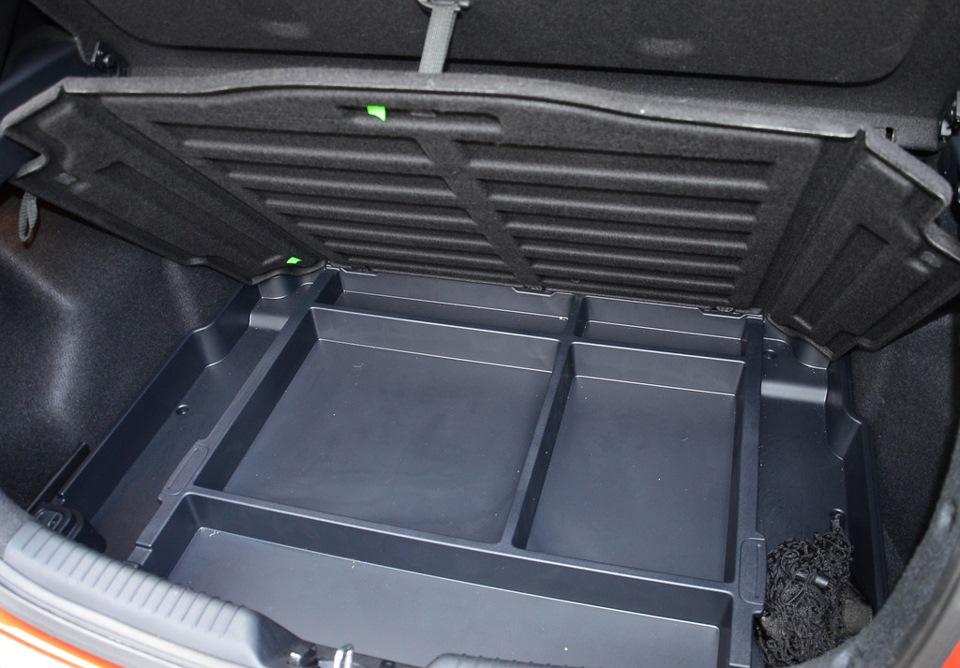 киа сид  багажника