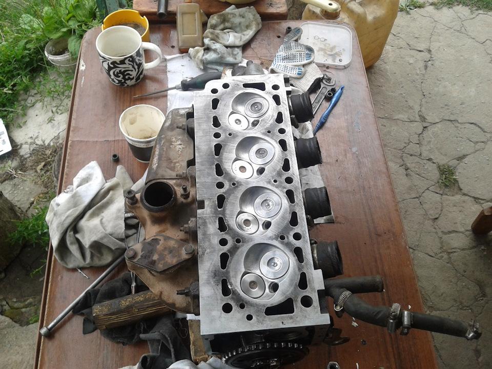 кольца первого ремонта двигателя peugeot 305
