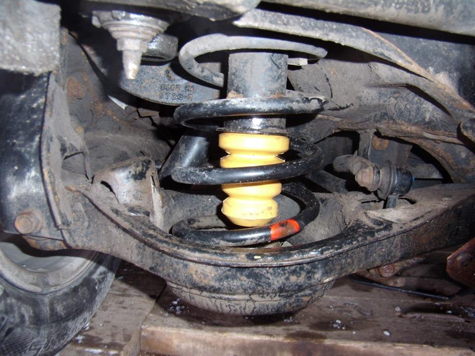 Ремонт задней подвески. - бортжурнал Mazda 6 2,0 AT *CAR PC* 2005 года на DRIVE2