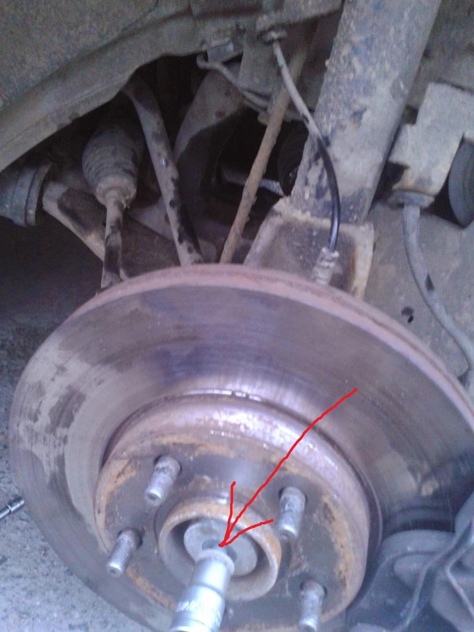 Замена пыльника внешнего шруса форд фокус 2 своими руками 38