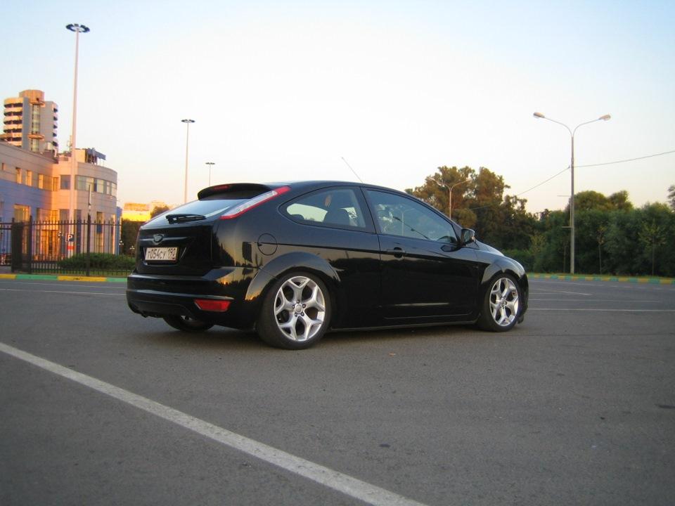 Занижение форд фокус 2