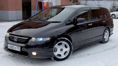 Honda odyssey 3rd generation