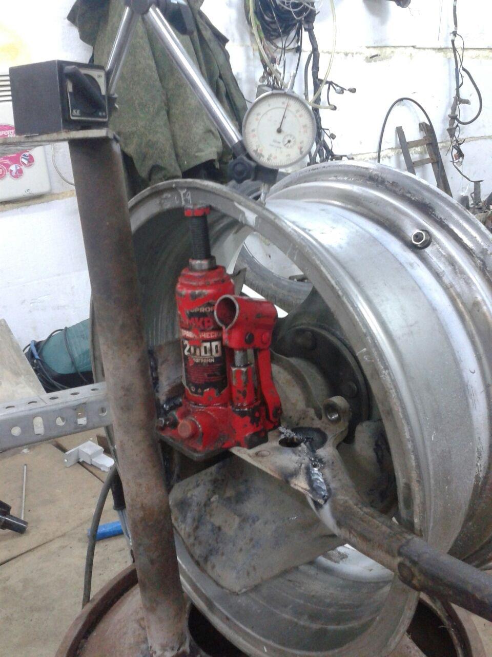 Как выполнить ремонт литых дисков своими руками - советы и 88