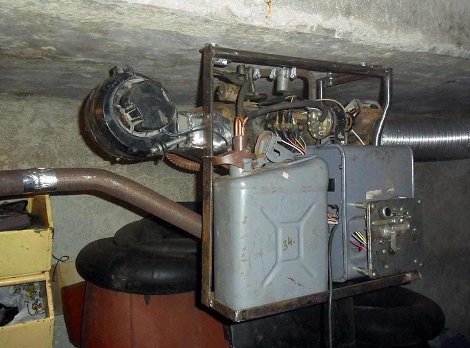 вентилятор (от печки ВАЗ
