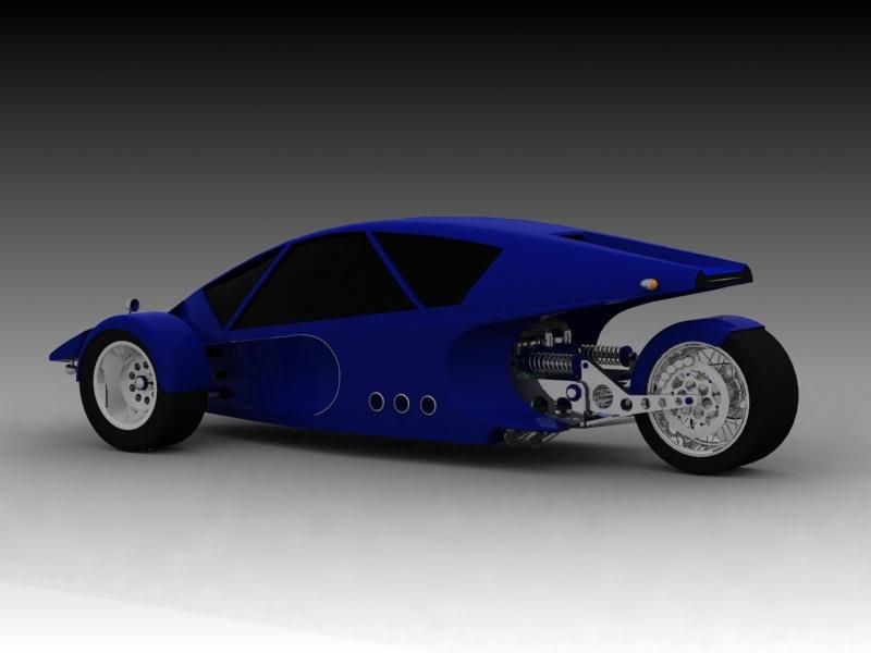 машины  3д