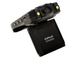 Dvr 003hd видеорегистратор explay