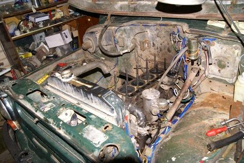 Двигатель на ситроен джампер 2.2