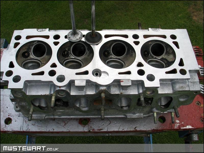 ford escort 1.3 1997 размер поршня
