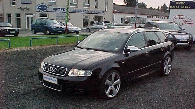 Audi A4 Avant Drive2