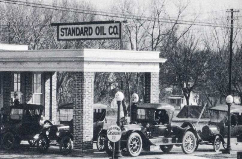 an introduction to the standard oil case of 1911 Antitrust case compliments of versuslaw standard oil co of new jersey v us, 221 us 1 (1911) 05/15/11 standard oil company new jersey et al v.