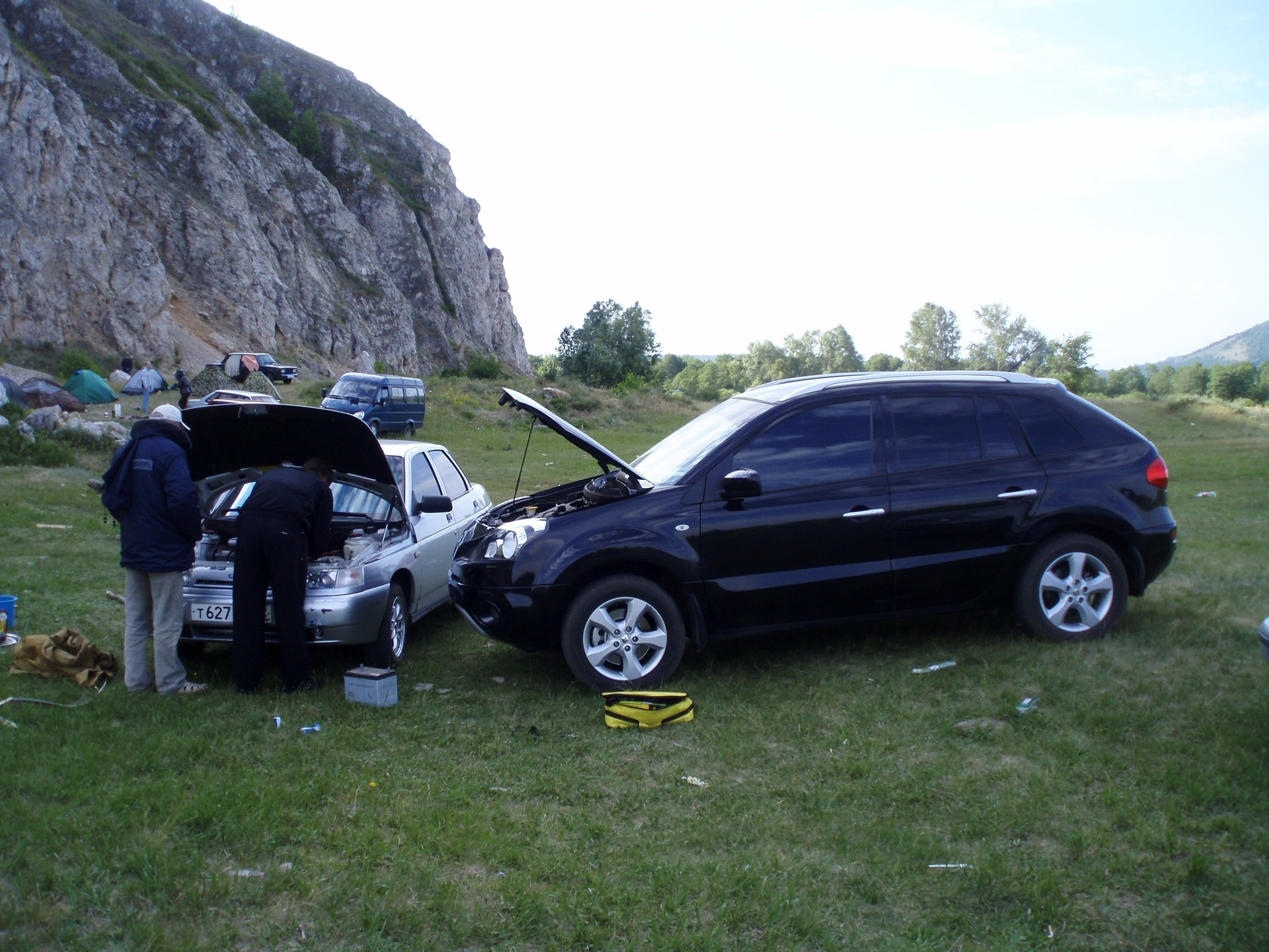 Renault koleos problems