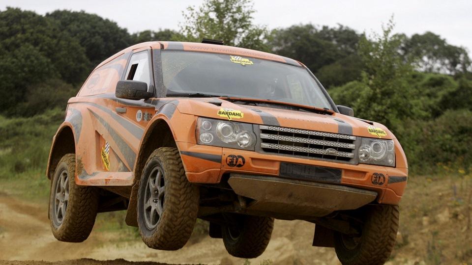 Land Rover Bowler Wildcat