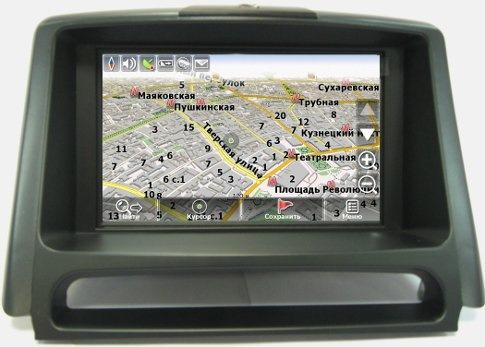 Программу навигации для carman i