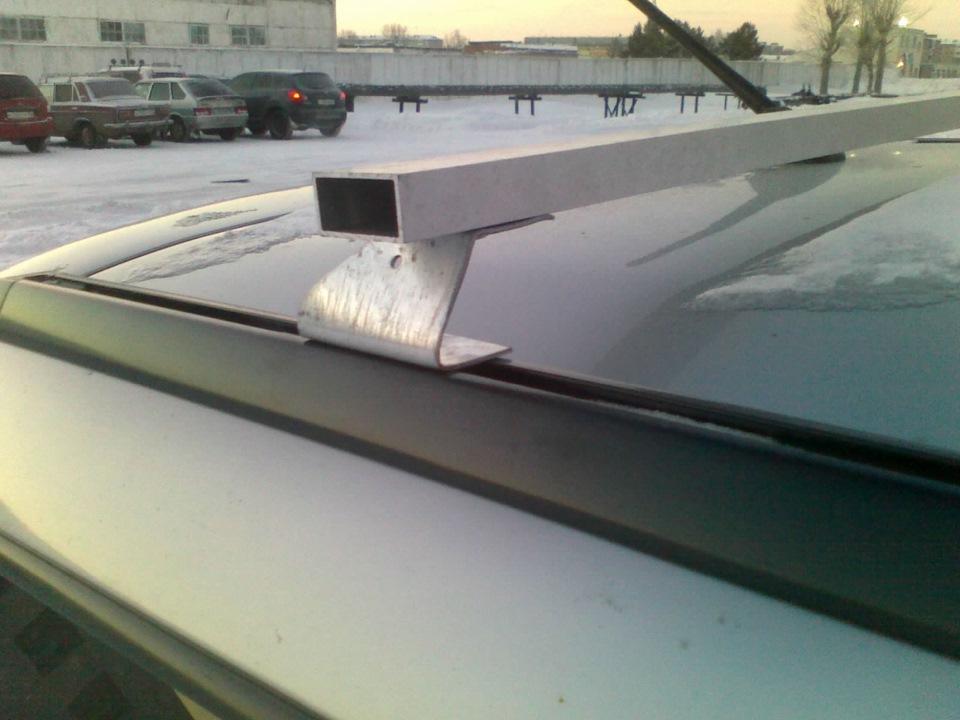 Багажник для крыши машины своими руками 94