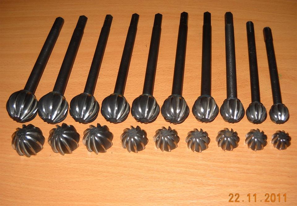 Фреза по металлу для дрели шаровая фрезы по металлу для чего нужны