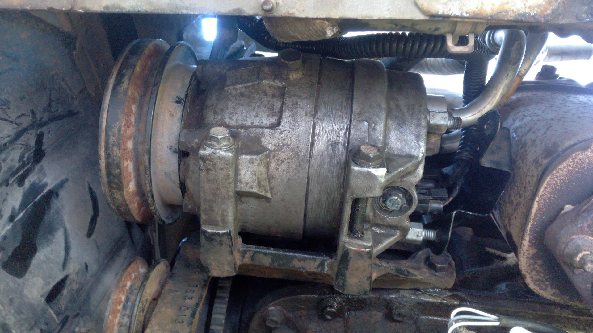 Установка кондиционера в нексию установка кондиционера на автомобиль одесса