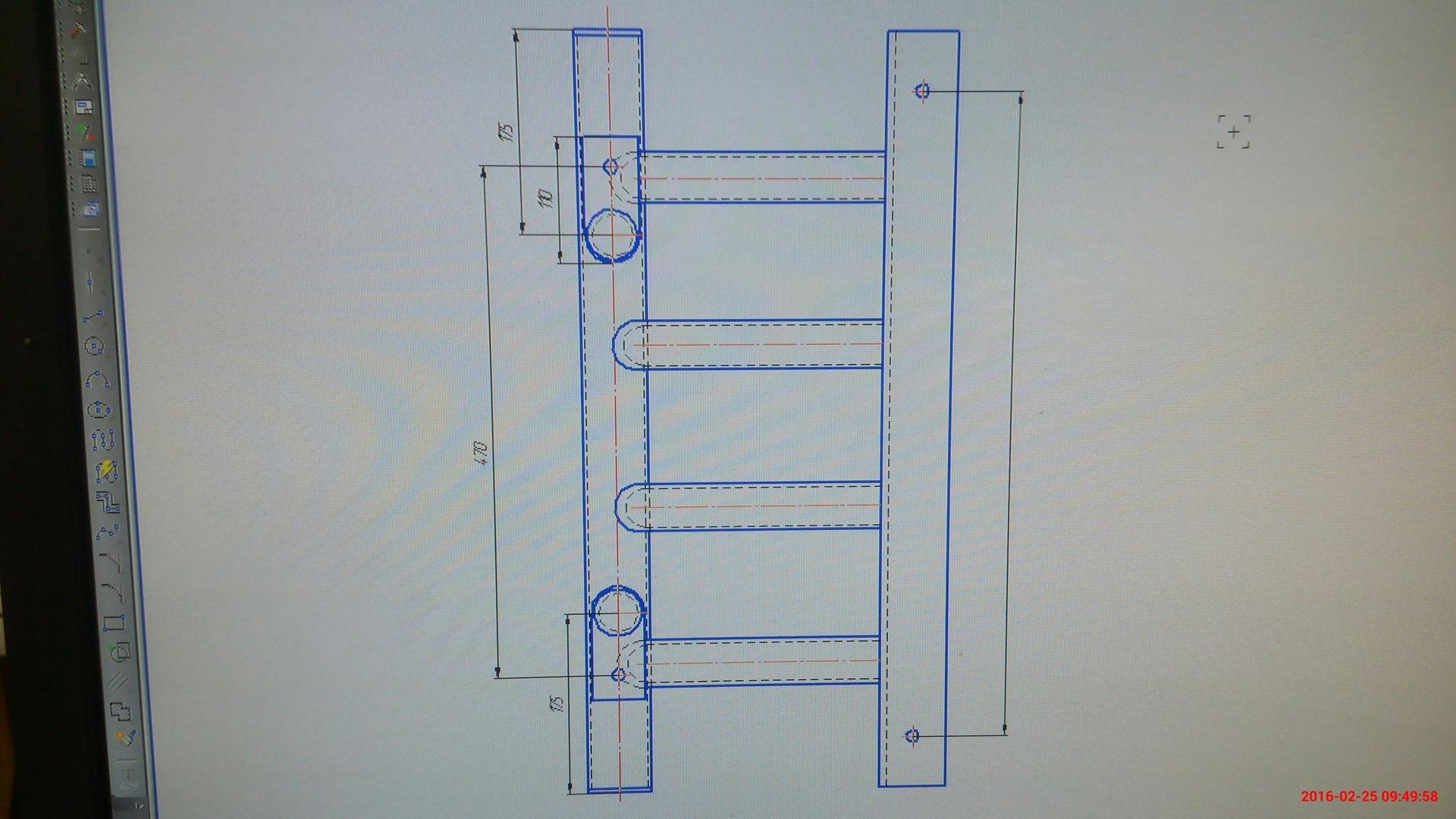 Чертежи защита рулевых тяг на уаз 469 своими руками чертежи 4
