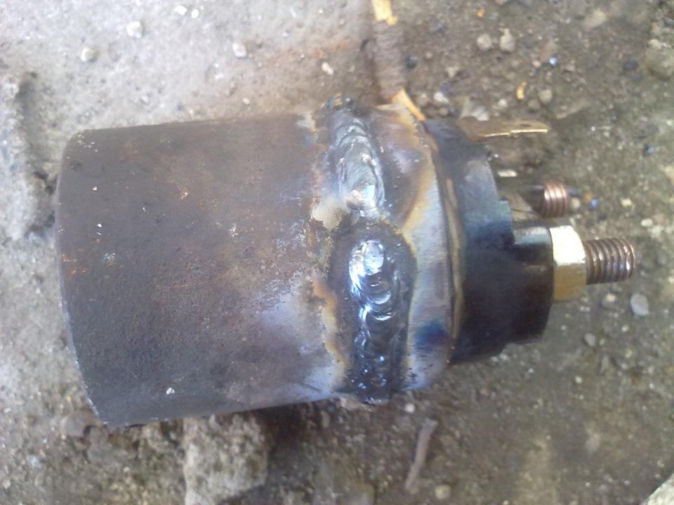 Втягивающий ваз 2112 ремонт