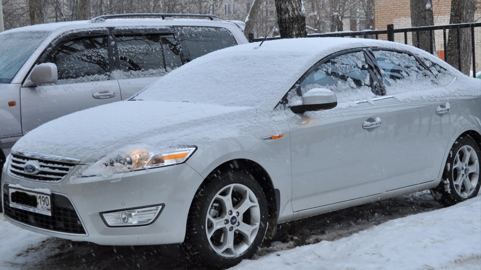ford mondeo, 2008 г. 2.3 ат