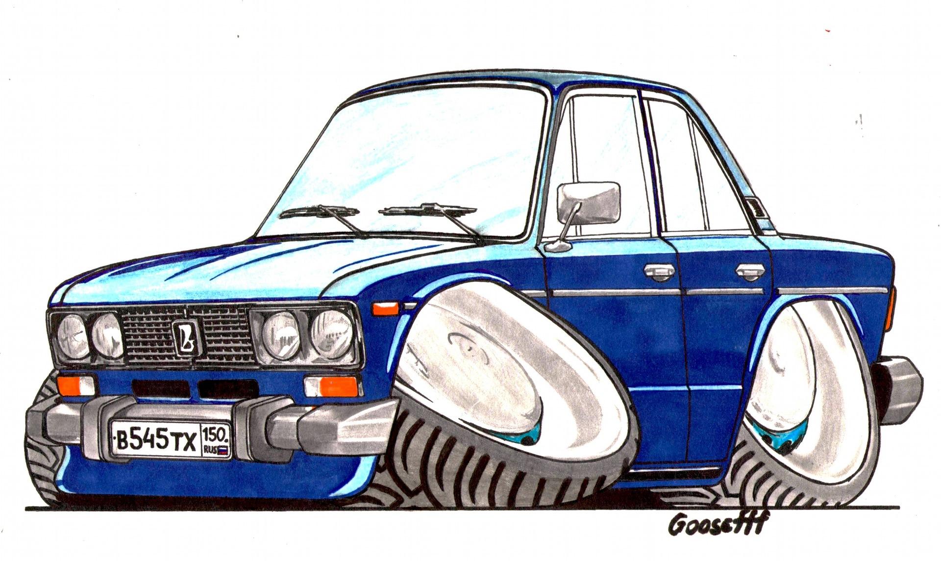 программа красивые рисунки русских машин модели также требуют