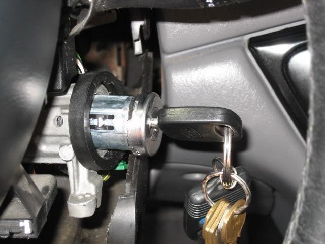 Замена замка в форд мондео фото 599-703
