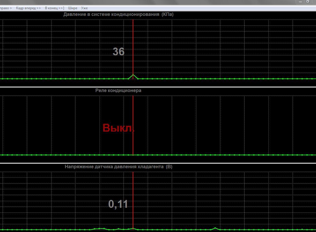 chevrolet lacetti давление в системе кондиционирования