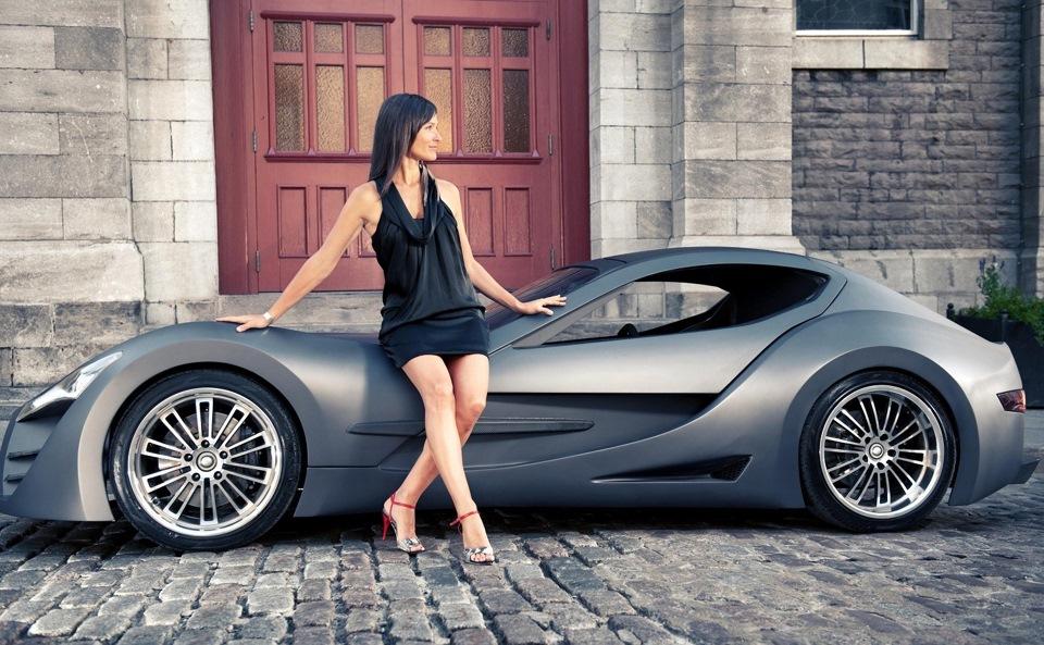 Спортивные автомобили фото и названия