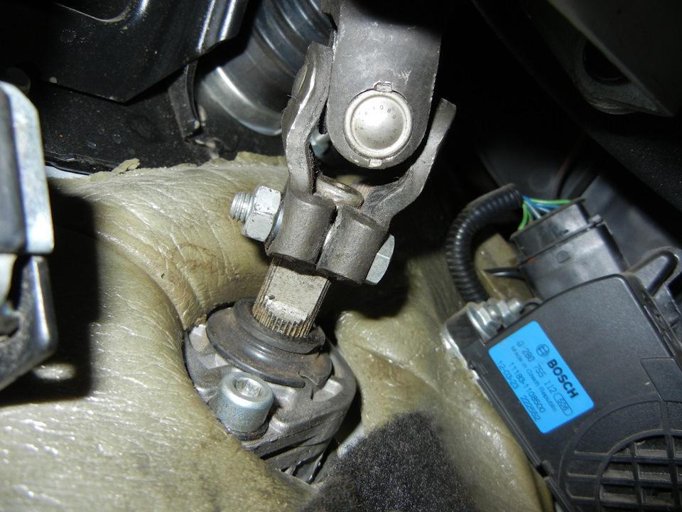 Ремкомплект рулевой рейки калина 1118