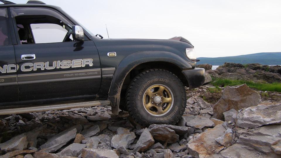 Toyota Land Cruiser | DRIVE2