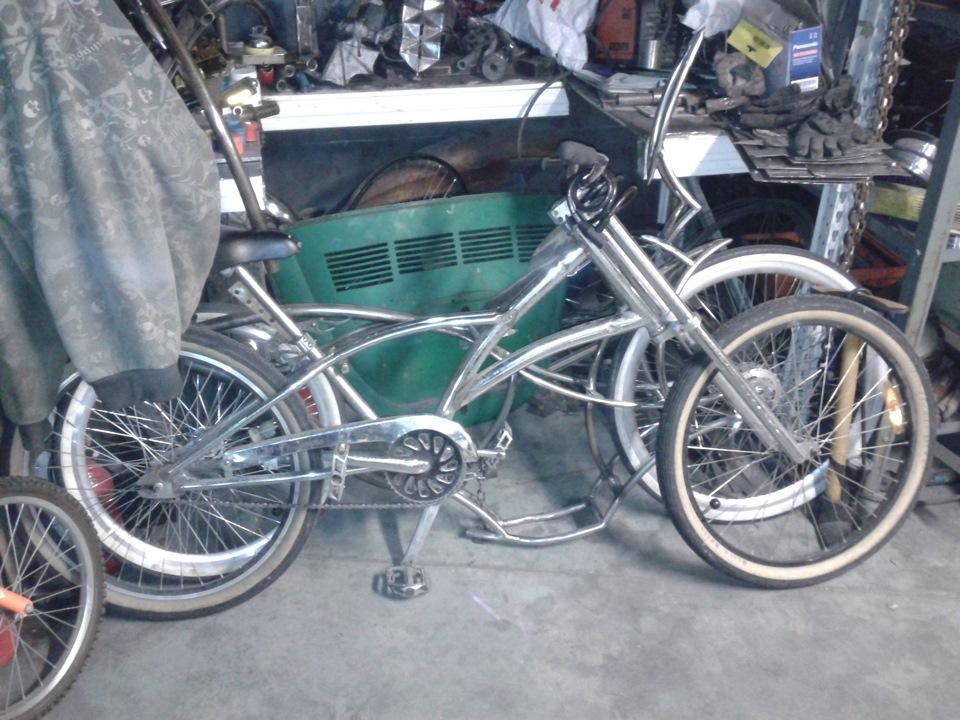 Самодельные велосипеды своими руками фото фото 110